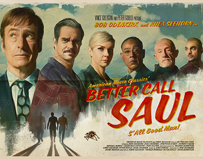 Better Call Saul - Digital Painting