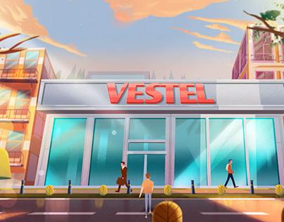 Vestel // V Hepyeni