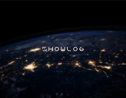 Showlog - Identité Visuelle