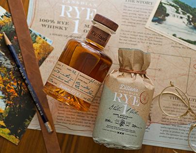 Dillon's Rye Whisky Release 1