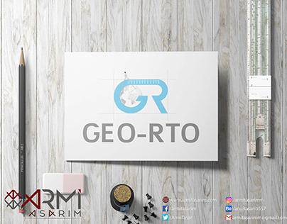 Geo-Rto İçin Tasarladığımız Logo Tasarımı