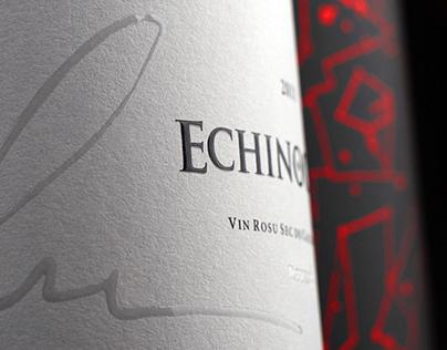 ECHINOCTIUS / RED