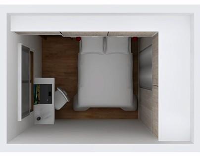 Dormitório G.B.
