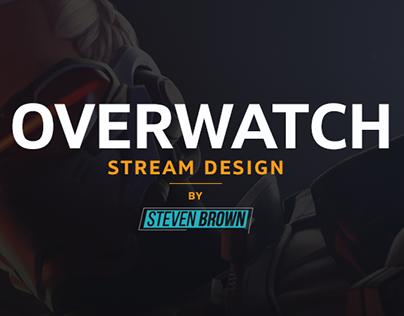 Overwatch Stream Overlay - FREE