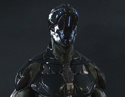 PHANTOM-1-SCI_FI Armor Design