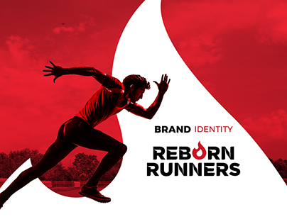Reborn Runners - Logo / Identity