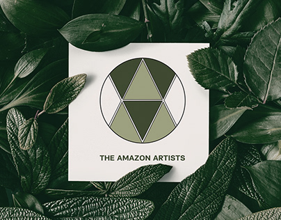 Logotype - The Amazon Artists