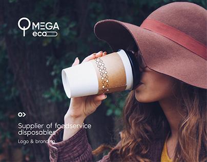 Omega Eco - logo design