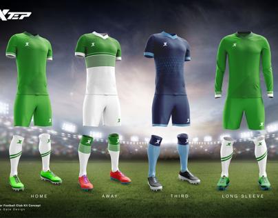 Alansar soccer kit