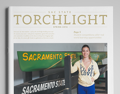 Torchlight publication redesign