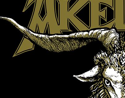 Akelarre 30th anniversary T-shirts