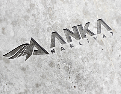 ANKA Transport Corporation Logo and branding design
