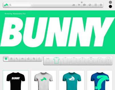 Bunny Surfing