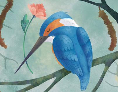 Kingfisher legends