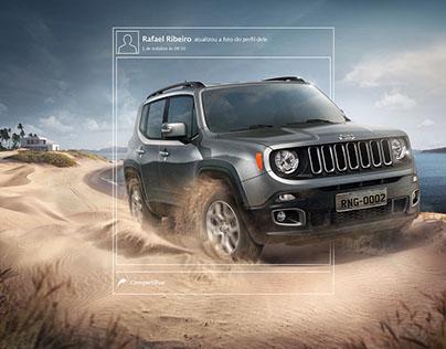 Jeep . Renegade 2017