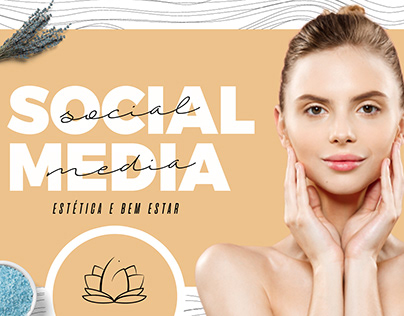 SOCIAL MEDIA - Estética e Bem Estar