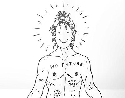No Future Yoga