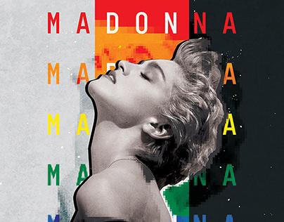 Madonna Pride - Poster