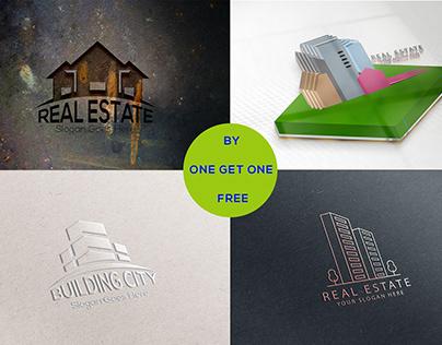 I will design real estate, construction, plumbing logo