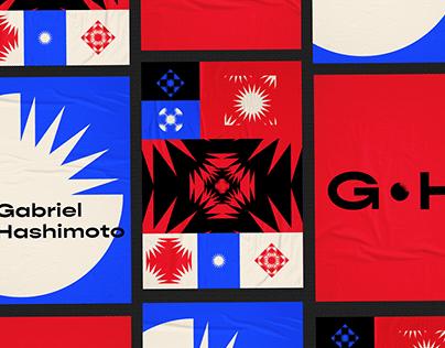Gabriel Hashimoto - Brand Identity