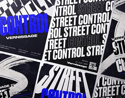 Branding Project - StreetControl