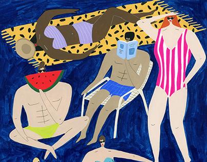 'Endless Summer' - Part of Salon 91's Group show