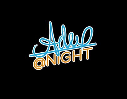 Adex@Night - Production/Motion Graphics