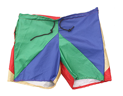 from umbrella to swimming short
