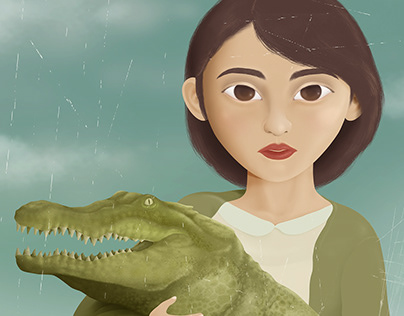 the crocodile charmer