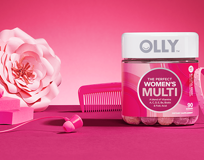 Olly — Brand Launch