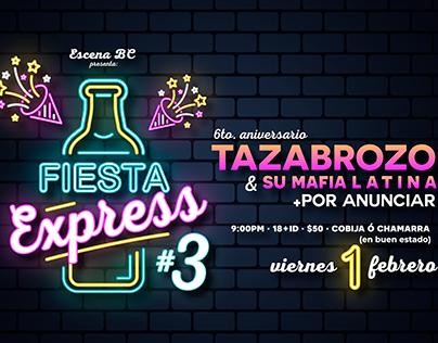 Fiesta Express 3 - Local concert