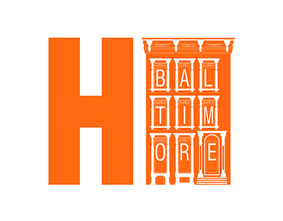 HI Baltimore Logo, Map, Posters and Flyers
