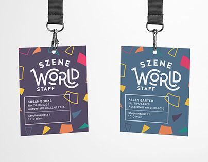 Szene World Branding