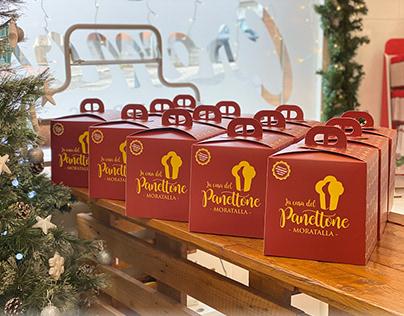 La Casa del Panettone | Branding + Web