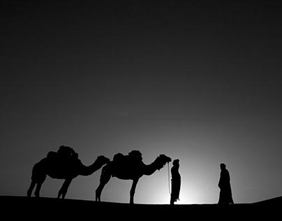 A Saharan Passage