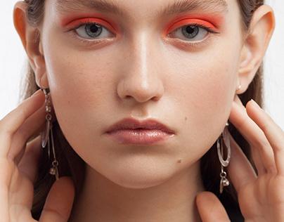 Beauty shoot for Cosmopolitan Beauty (2018)