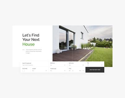 Hanoi Home — Landing Page