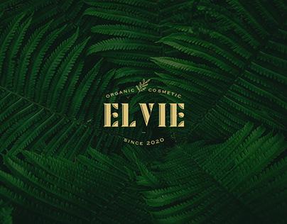 Elvie Cosmetic / Brand Identity