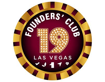 Founders' Club 19 Event Design