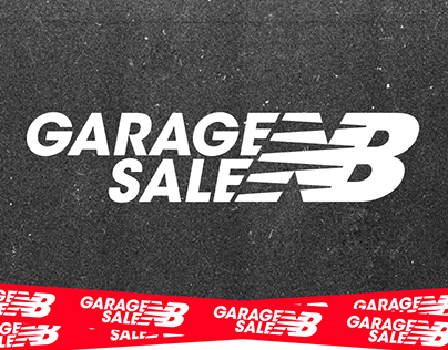 New Balance Garage Sale