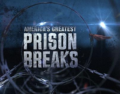 History 'America's Greatest Prison Breaks' open