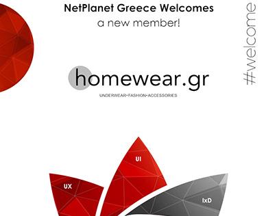 NetPlanet - New Customer - Homewear