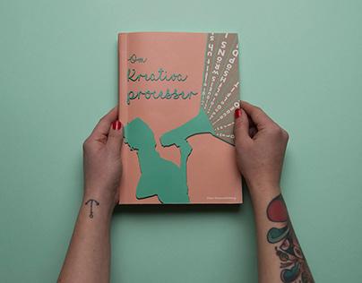 Book design & layout - Alma Manusutbildning