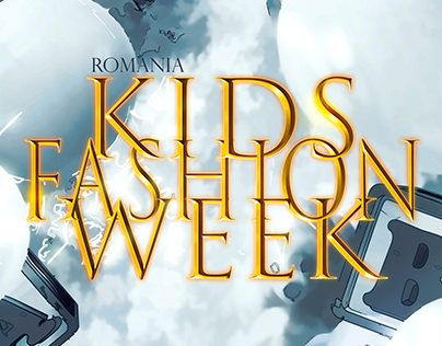 Kids Fashion Week 2017 Catwalk and Stage Design