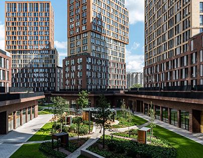Vander Park | APEX | de Architekten Cie