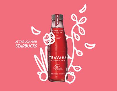 Teavana Campaign