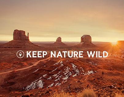 Keep Nature Wild Case Study