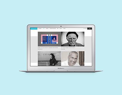 Oral History Kosovo | Web Design