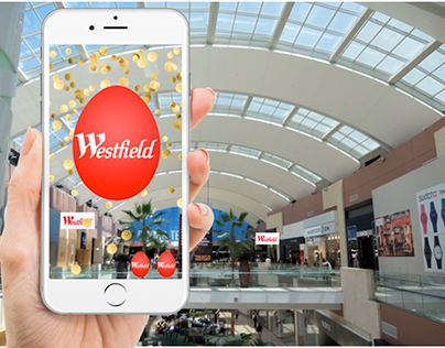 Westfield - Mobile AR Experience