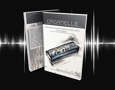 """Coverbook and Illustration for """"Organelle"""""""